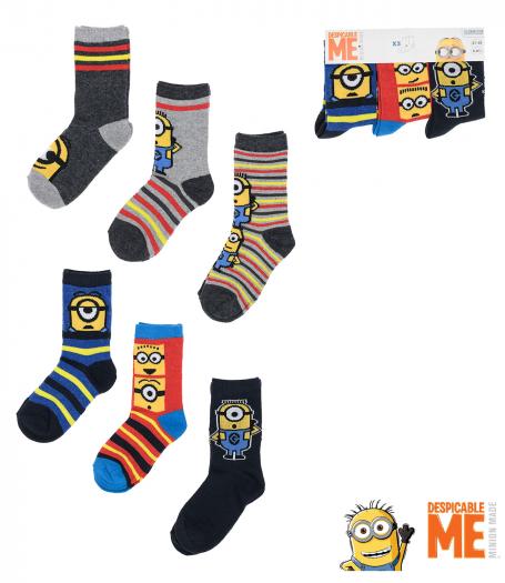 Minions - Casual Sock