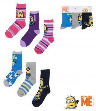 Minions - Socks
