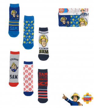 Fireman Sam - Socks