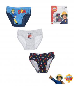 Fireman Sam - Underwear
