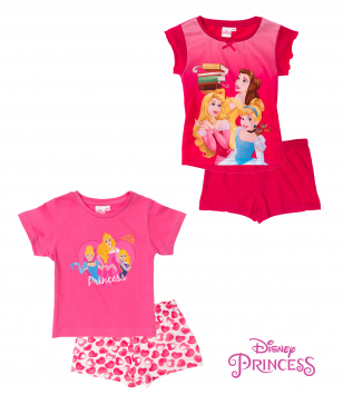 Disney Princess - Short-sleeve pyjamas