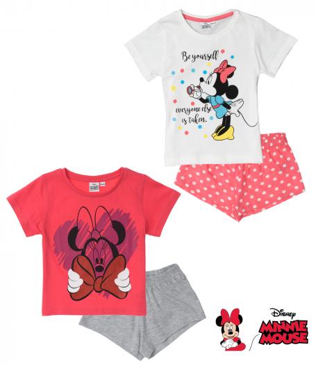 Disney Mickey - Short-sleeve pyjamas