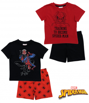 Spiderman - Short-sleeve pyjamas
