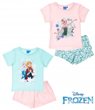 Disney Frozen - Short-sleeve pyjamas
