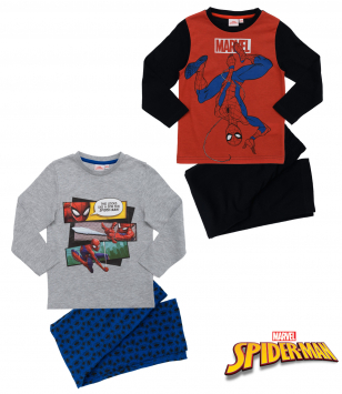 Spiderman - Long-sleeve pyjamas