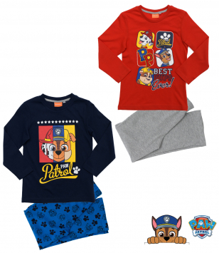 Paw Patrol - Long-sleeve pyjamas