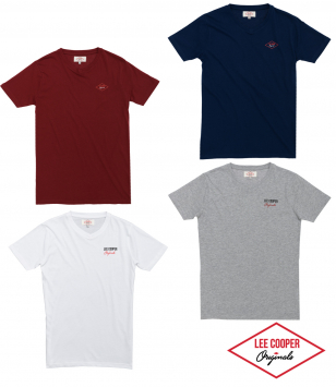 Lee Cooper Originals - T-Shirts