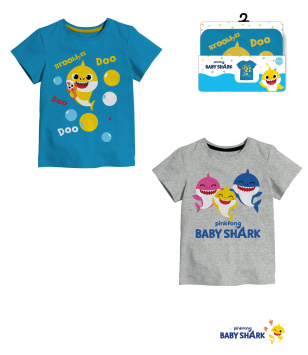 Baby Shark - Short-sleeve T-shirts