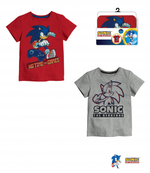 Sonic - Short-sleeve T-shirts