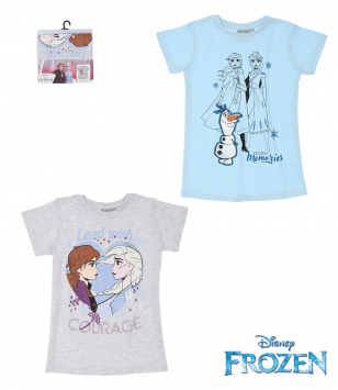 Disney Frozen - Short-sleeve T-shirts