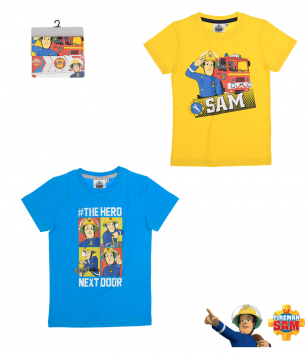 Fireman Sam - Short-sleeve T-shirts
