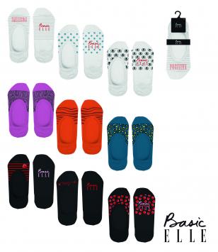 Elle Basic - Socks