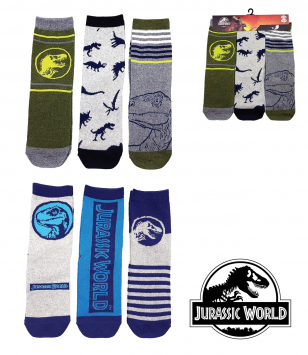 Jurassic World - Sneaker Sock