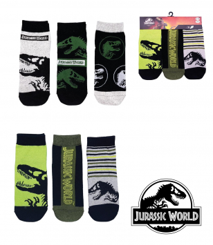 Jurassic World - Socks