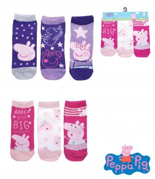 Peppa Pig - Sneaker Sock