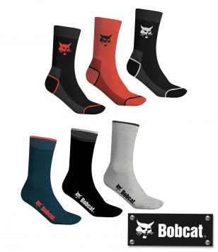 Bobcat - Socks