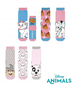 Disney Animals - Casual Sock
