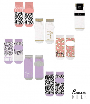 Elle Basic - Sneaker Sock