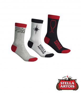Stella Artois - Casual Sock