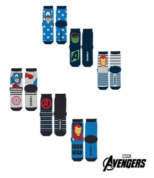 Avengers - Casual Sock