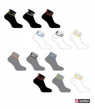 Lotto - Low Cut Sock