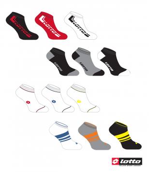 Lotto - Sneaker Sock